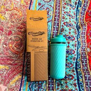 MasonTops Mason Jar Hydration kit